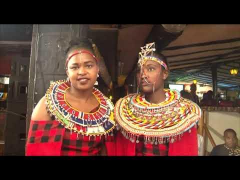 Maasai Girl Cultural Night (Esiankiki Night) Nosim Fm