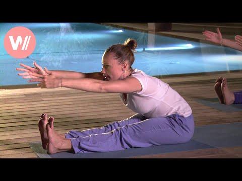 Yogalates Basics - Gymnastik - Übungen mit Franziska Beckmann