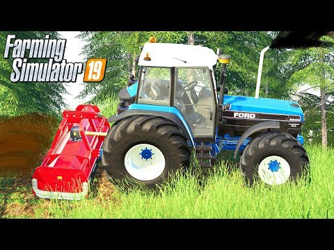 FORD POWER!!! | Episode 5 | Peter Vill - Farming Simulator 19