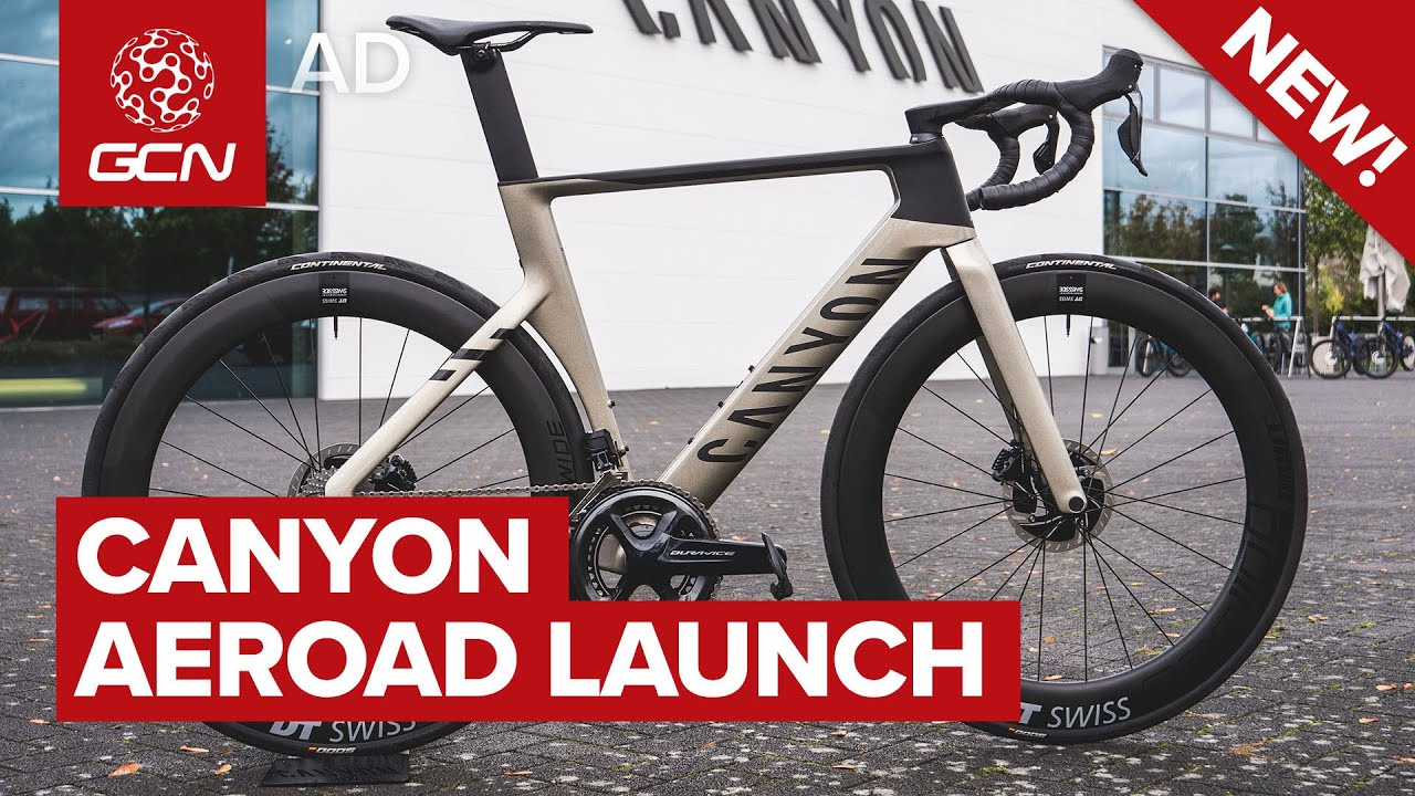 new canyon aeroad launch event live exclusive