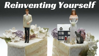 Reinvent How a after divorce yourself to