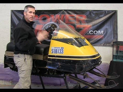 Tips For Buying A Vintage Snowmobile