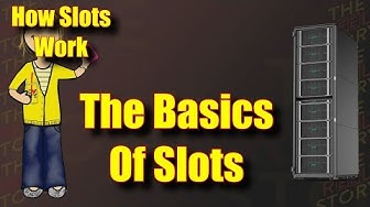 The Basics of Slots - How Slots Work - Online Slots - The Reel Story