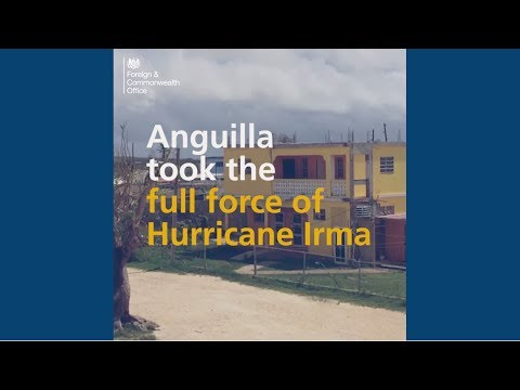 Rebuilding Anguilla after Hurricane Irma