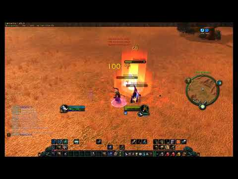 Classic wow 16-19 Troll Mage AoE Leveling