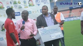 Triple C chama Amechaguliwa Kuwa Mchezaji bora Simba vs AFC Leopard