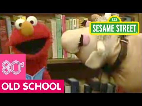 Sesame Street: The Library Song