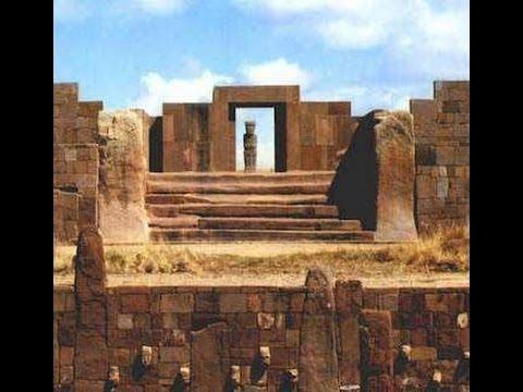 Historia De Bolivia La Cultura Tiahuanacota Youtube