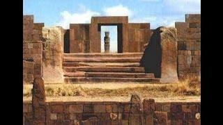 Historia de Bolivia (La Cultura Tiahuanacota)