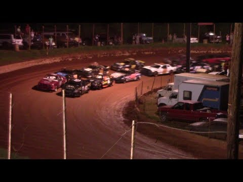 Winder Barrow Speedway Stock Four B's Race 9/1/18