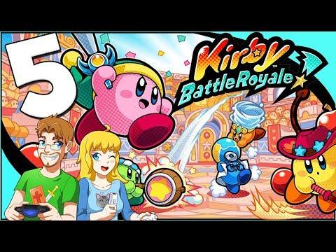 Download Youtube: Kirby Battle Royale Part 5 Story Walkthrough Qualifier Silver League