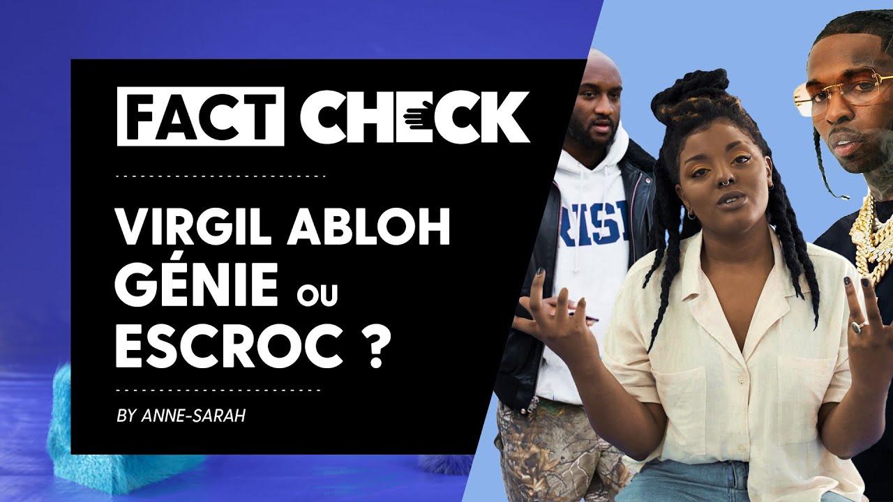 Pop Smoke: l'erreur de trop ? Virgil Abloh: génie ou escroc ? #FactCheck