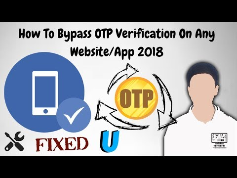 🔴 How To Bypass SMS Verification On Any Website/App 2018 l