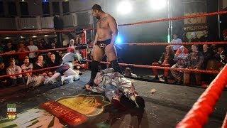 Pro Wrestler Kills 3 Men
