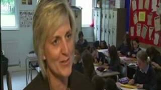 Carshalton High School for Girls ITV 18.00 London Tonight Views 18/05/10