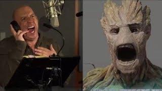 هكذا تم صناعة أصوات واشكال نجوم فيلم أفنجرز : إنفنتي وور