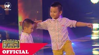 Người Hùng Tí Hon | Tập 8: Tài năng đặc biệt - Minh Nhựt & Minh Quang (Biệt đội Tí Hon)