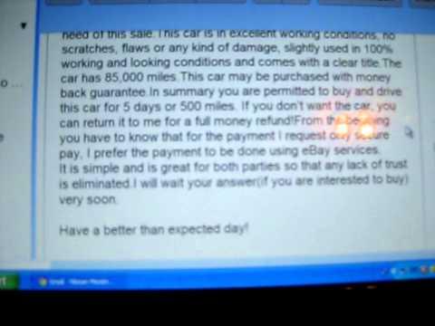 Avoid Ebay Buyer Protection Scams On Ebay Youtube