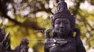 COVID-19 Safety Precautions - Plataran Safety Protocols