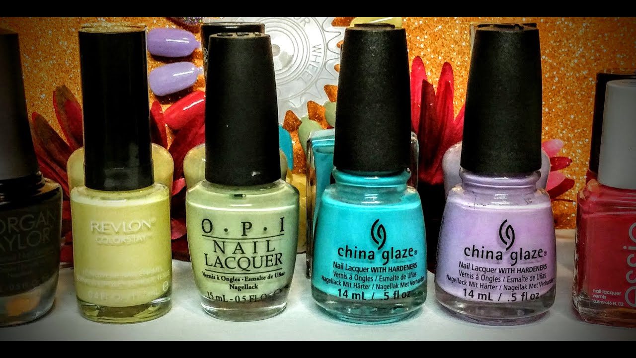 Nail Polish Dupes, (Morgan Taylor, China Glaze, Essie, OPI, Zoya and ...