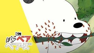 【ショート】「ぼくらベアベアーズ」第9話そのクマ、凶暴につき