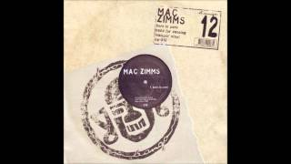 Mac Zimms - Thumpin´ Vinyl