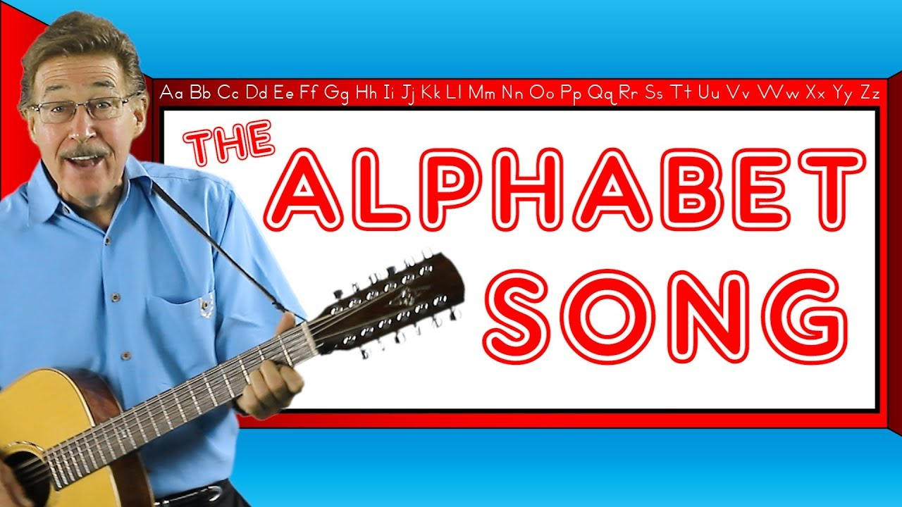 Download The Alphabet Song | Phonics Song for Kids | Kindergarten Alphabet song | Jack Hartmann