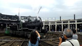 日本梅小路蒸氣火車博物館2 (梅小路蒸気機関車館)