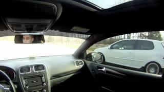 VW GTI street race.mov