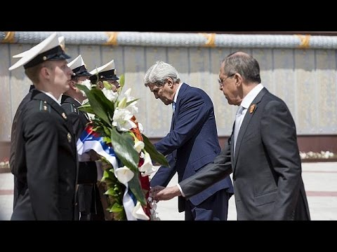 Kerry holds 'frank' talks with Putin in Russia