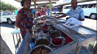 Fiji Streets WALKING Tour | Nadi Town 🇫🇯