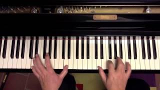 Tutorial Piano y Voz MARIA (Ricky Martin)