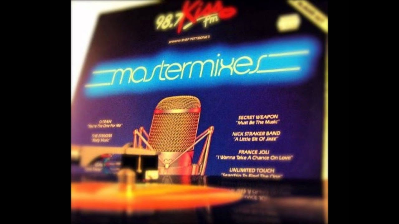 Kiss FM Mastermixes Vol 2  1983