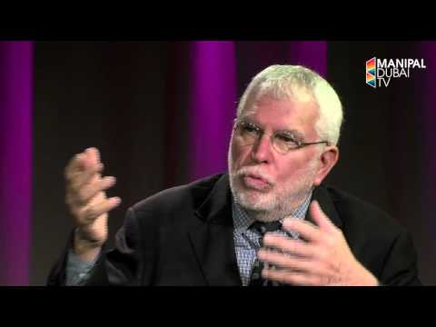Bob Swaim at Manipal University Dubai TV