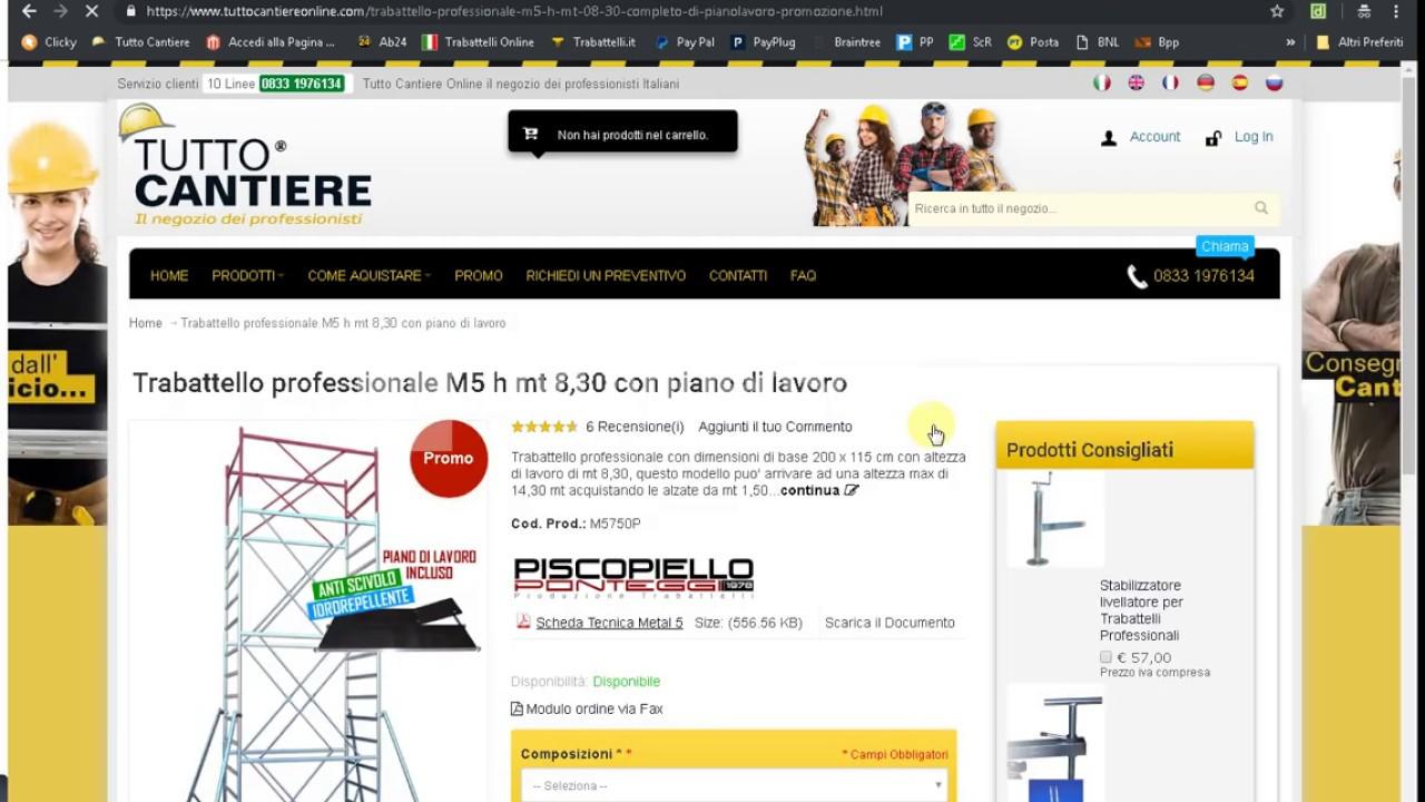 Grigio//Nero Portwest FC65BKR37 Scarponcino S1P Trekker Plus in Composito 37