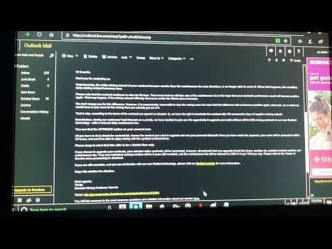 GENESIS MINING SCAM 2018, I LOST $1000 AND 100% Nonsense