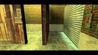 Gmod Zombie Apocalypse 13 - Truck Depot Finale