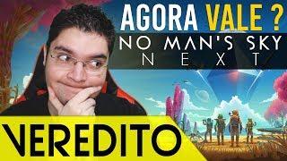 No Mans Sky Next Analise Review completo - Agora vale a pena ? / André Revolution