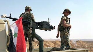 Десятки боевиков при поддержке танков атаковали сирийскую армию