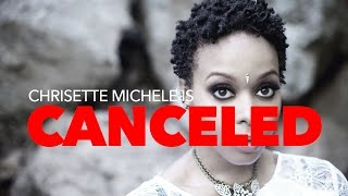 Chrisette Michele is CANCELED | Jouelzy
