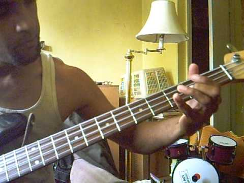 Nirvana - Dive / Sliver Bass Lessons (off Incesticide)