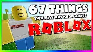 67 choses que vous ne savez peut-être pas sur Roblox