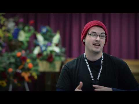 Joe Mason - Faces of CCMS