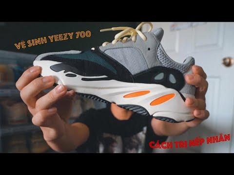 Phục hồi nếp nhăn cho Yeezy 700