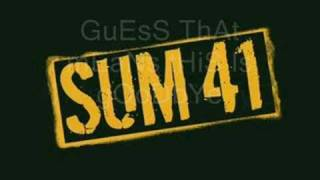 Watch Sum 41 This Is Goodbye video
