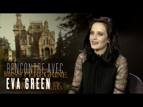 "Eva Green : ""Miss Peregrine est une Mary Poppins déjantée"" (INTERVIEW)"