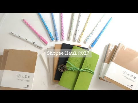 Shopee Haul // Online Shop Haul // Philippines // Monica Yap
