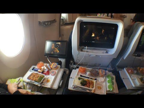 Finnair A350 experience: