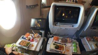 Finnair A350 experience: AY99 Helsinki to Hong Kong (Economy Class)