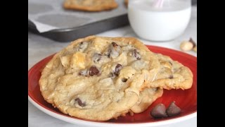 Macademia-coconut-chocolate Chip Cookies By Cooking With Manuela